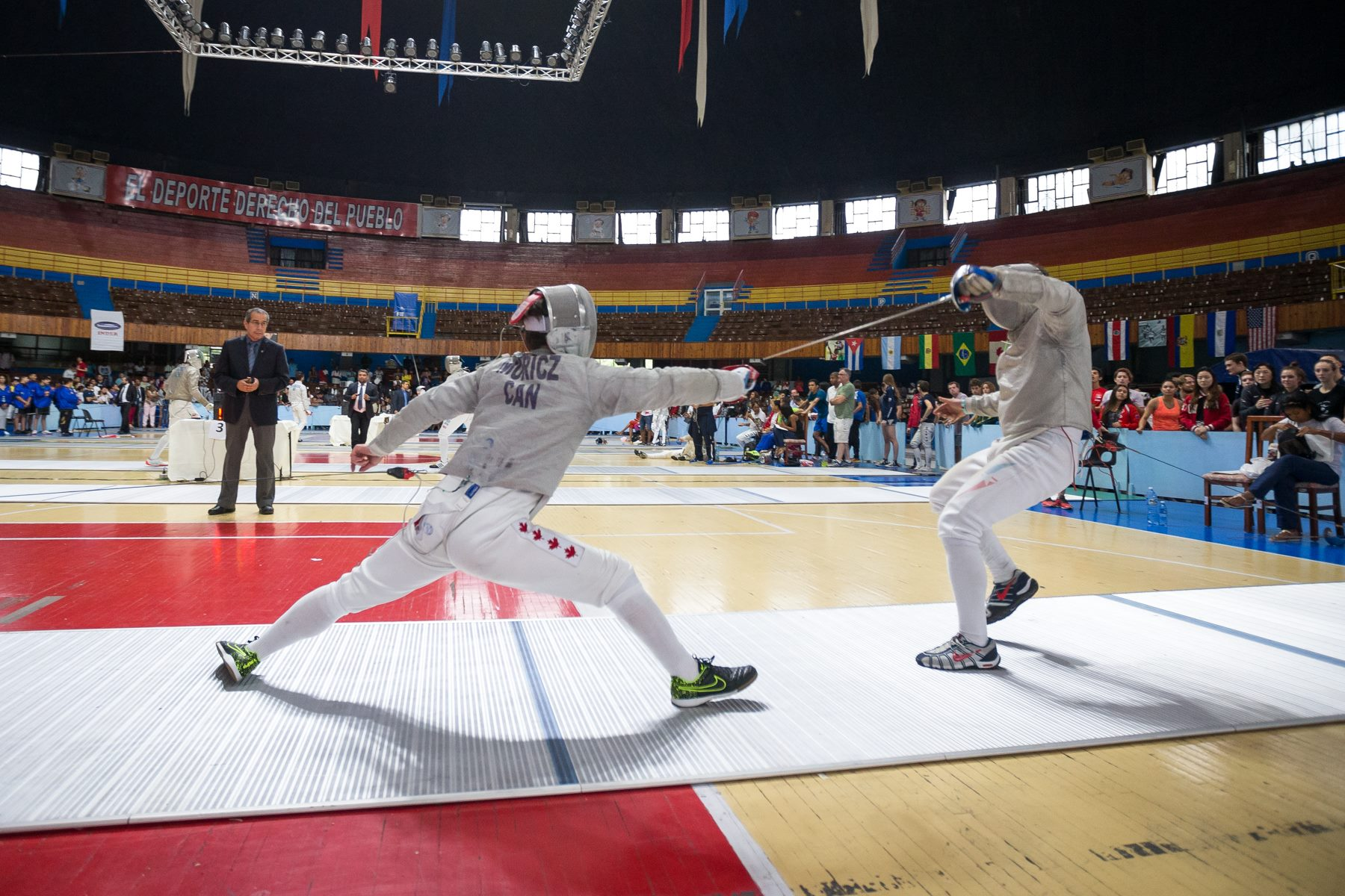 Junior Pan American Fencing Championships Results For Day