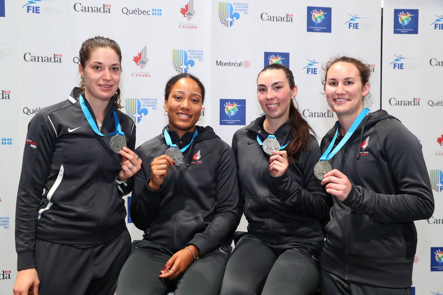 Canada Takes Home Six Medals At The 2017 Senior Pan