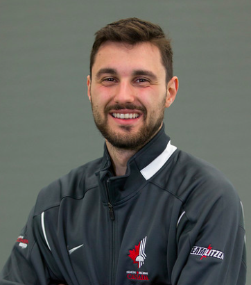 Joseph Polossifakis Canadian Fencing Federation