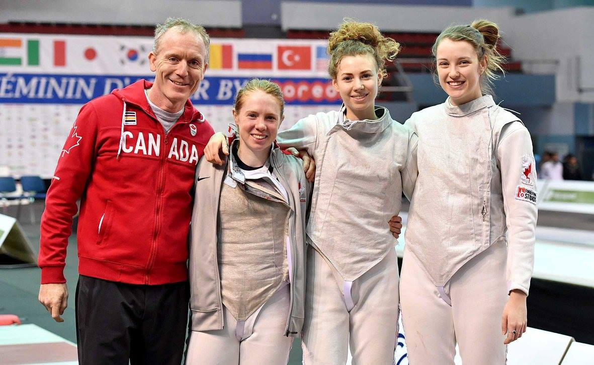 Eleanor Harvey Finishes 10th In Women S Foil World Cup In
